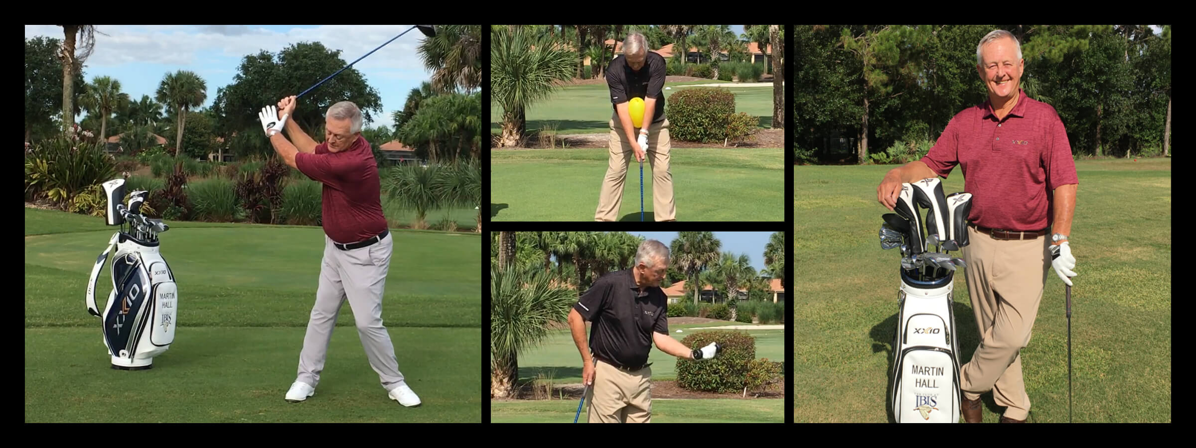 Golf Tips with Martin Hall
