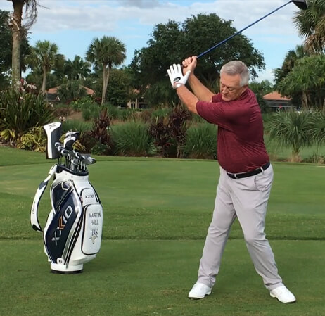 Explore Golf Tips with Martin Hall