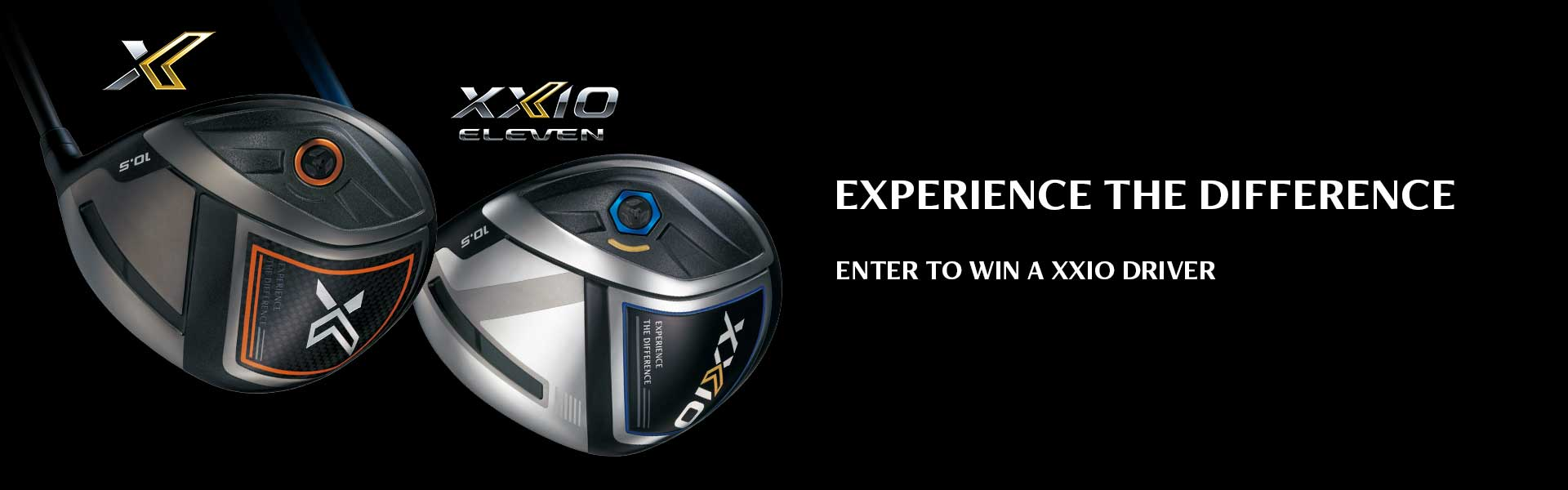 Enter to Win a XXIO Driver