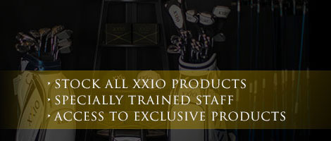 Access to exclusive XXIO products