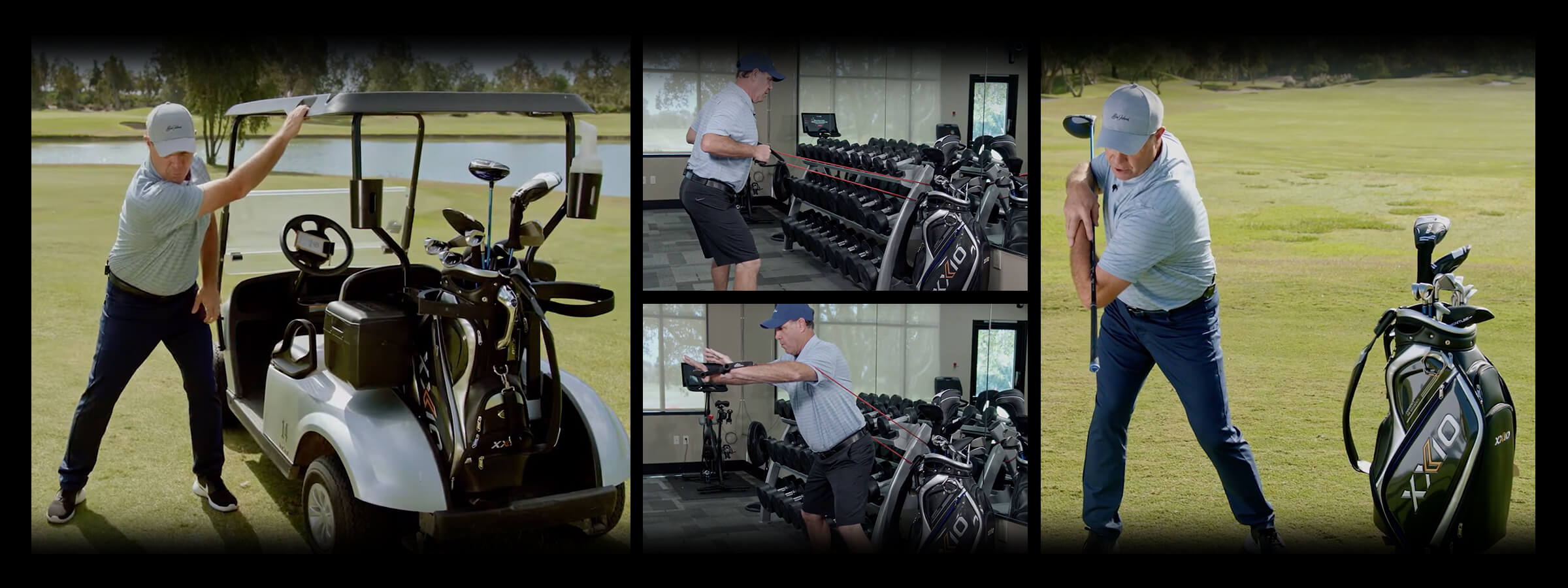 Fitness Tips with Randy Myers