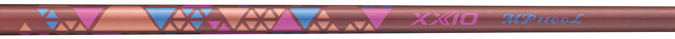 XXIO MP 1100 LADIES BORDEAUX SHAFT