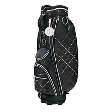 XXIO Women's Cart Bag,Black