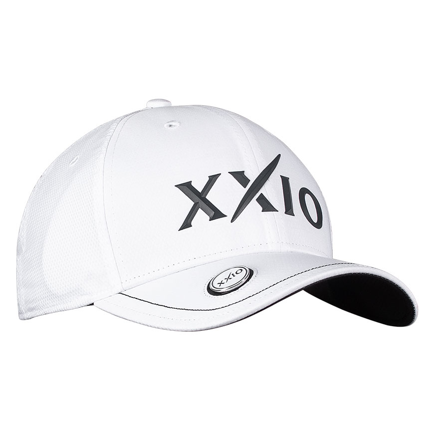 XXIO Ball Marker Cap,White