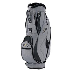 XXIO Lightweight Cart Bag,Houndstoothe