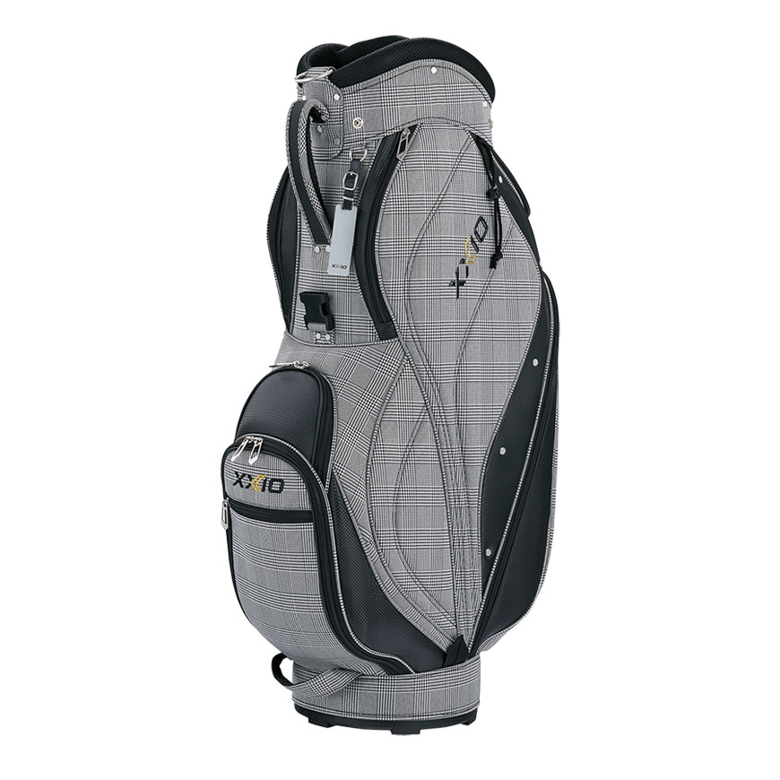 XXIO Lightweight Cart Bag,Glen/Check