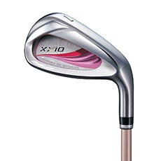 XXIO Eleven Ladies Irons - Bordeaux Demo,