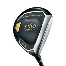 XXIO Prime Fairway Demo,