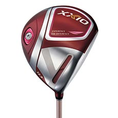XXIO Eleven Ladies Driver - Bordeaux Demo,