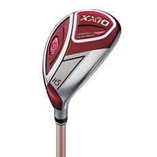 XXIO Eleven Ladies Hybrid - Bordeaux,