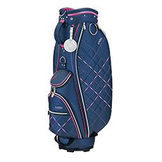XXIO Women's Cart Bag,Navy