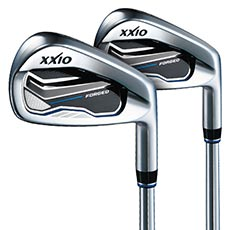 XXIO Forged Irons,