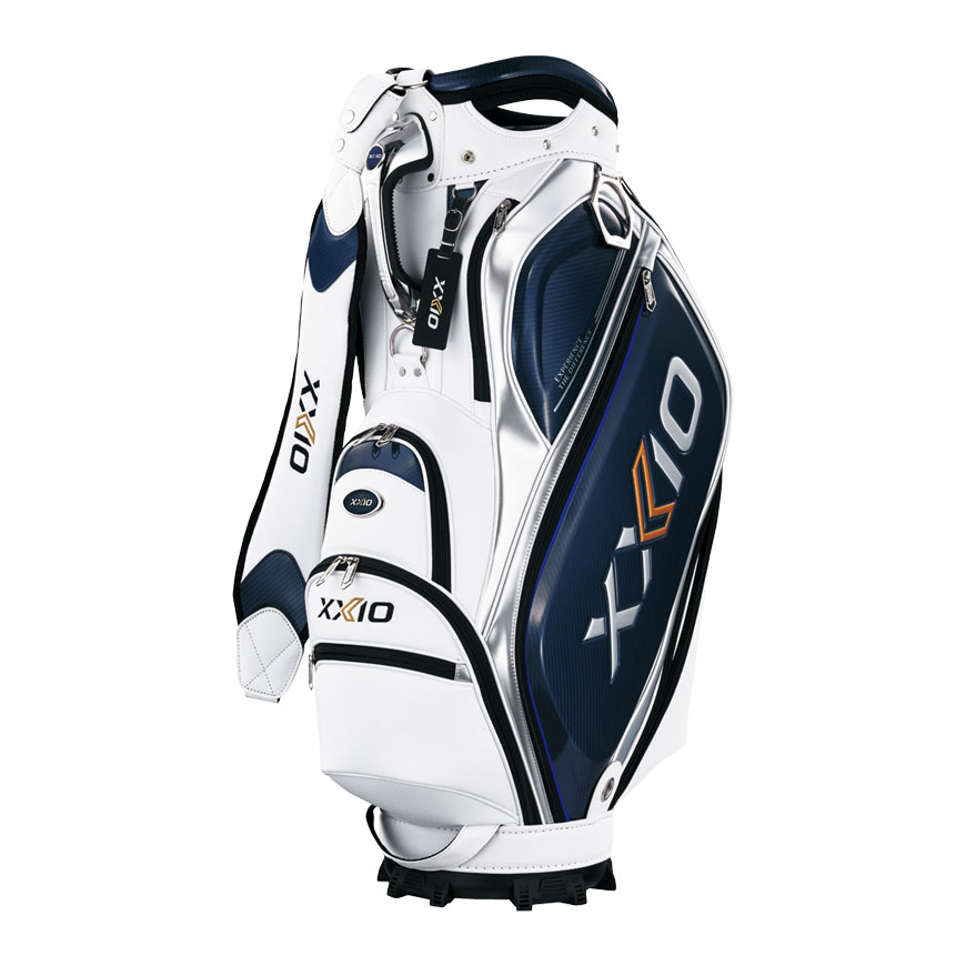 XXIO Staff Bag,White/Navy