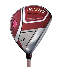 XXIO Eleven Ladies Fairway - Bordeaux Demo,