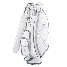 XXIO Ladies Cart Bag,White