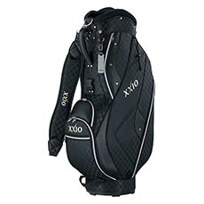 XXIO Lightweight Cart Bag,Black/Check
