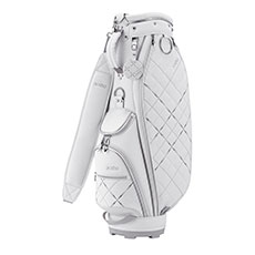 XXIO Women's Cart Bag,White